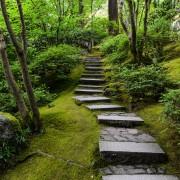 Path Steps GRT PrtlndJapnsGarden free Morquefile